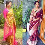 Learn Silk Saree Styling Tips From This Instagrammer