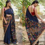These Latest Sarees Will Glam Up Your Summer Look!