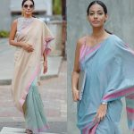 Flaunt Your Smart And Stylish Office Look With These Sarees