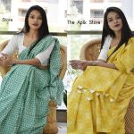 Check This Brand For Chic Pastel Shades Sarees
