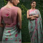 Essential Blouse Designs For Designer Sarees!