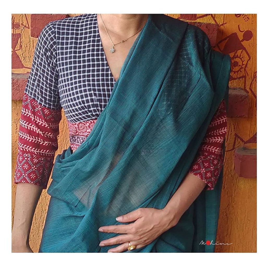 simple-saree-blouse-designs-11