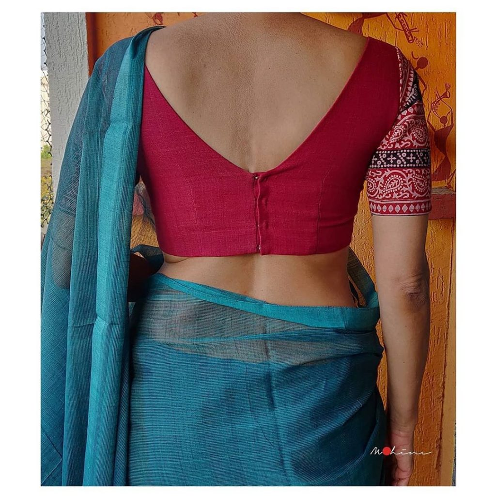 simple-saree-blouse-designs-12