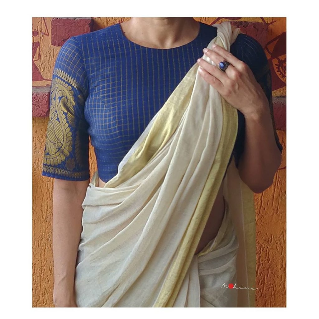simple-saree-blouse-designs-4