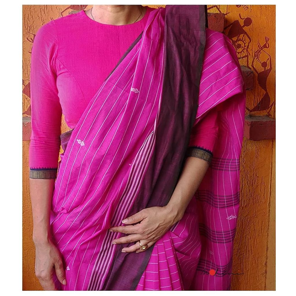 simple-saree-blouse-designs-7