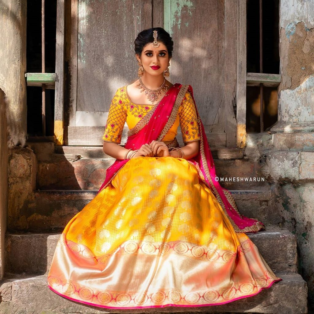 half-saree-images-latest-2020-10