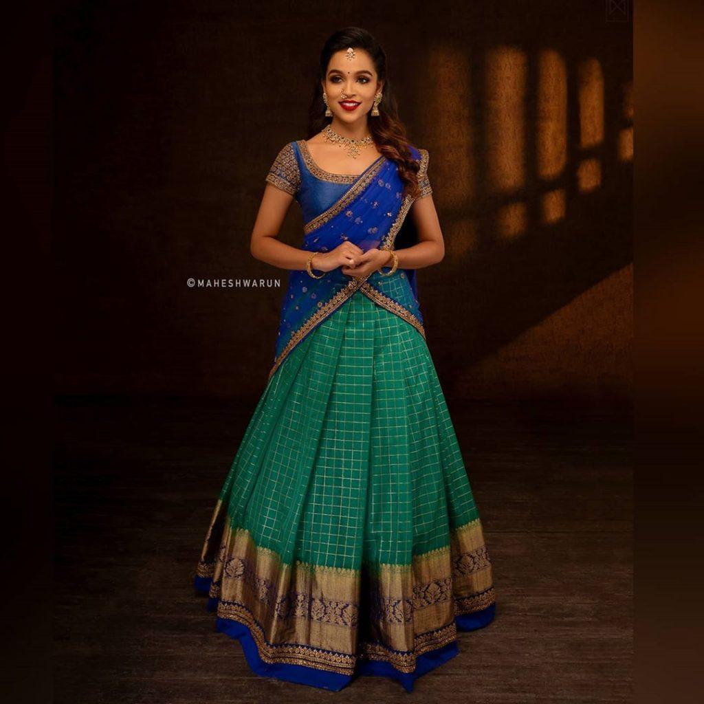 half-saree-images-latest-2020-11