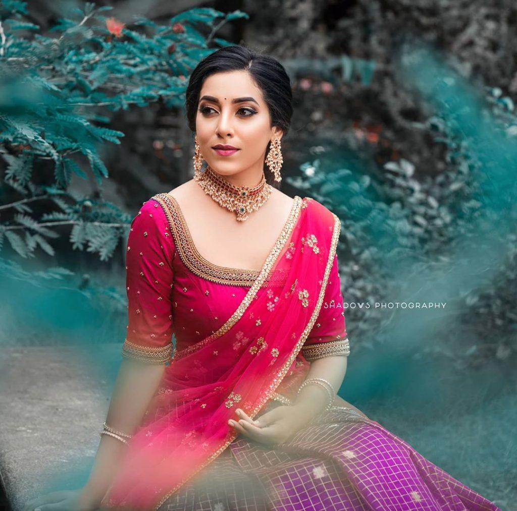 half-saree-images-latest-2020-22
