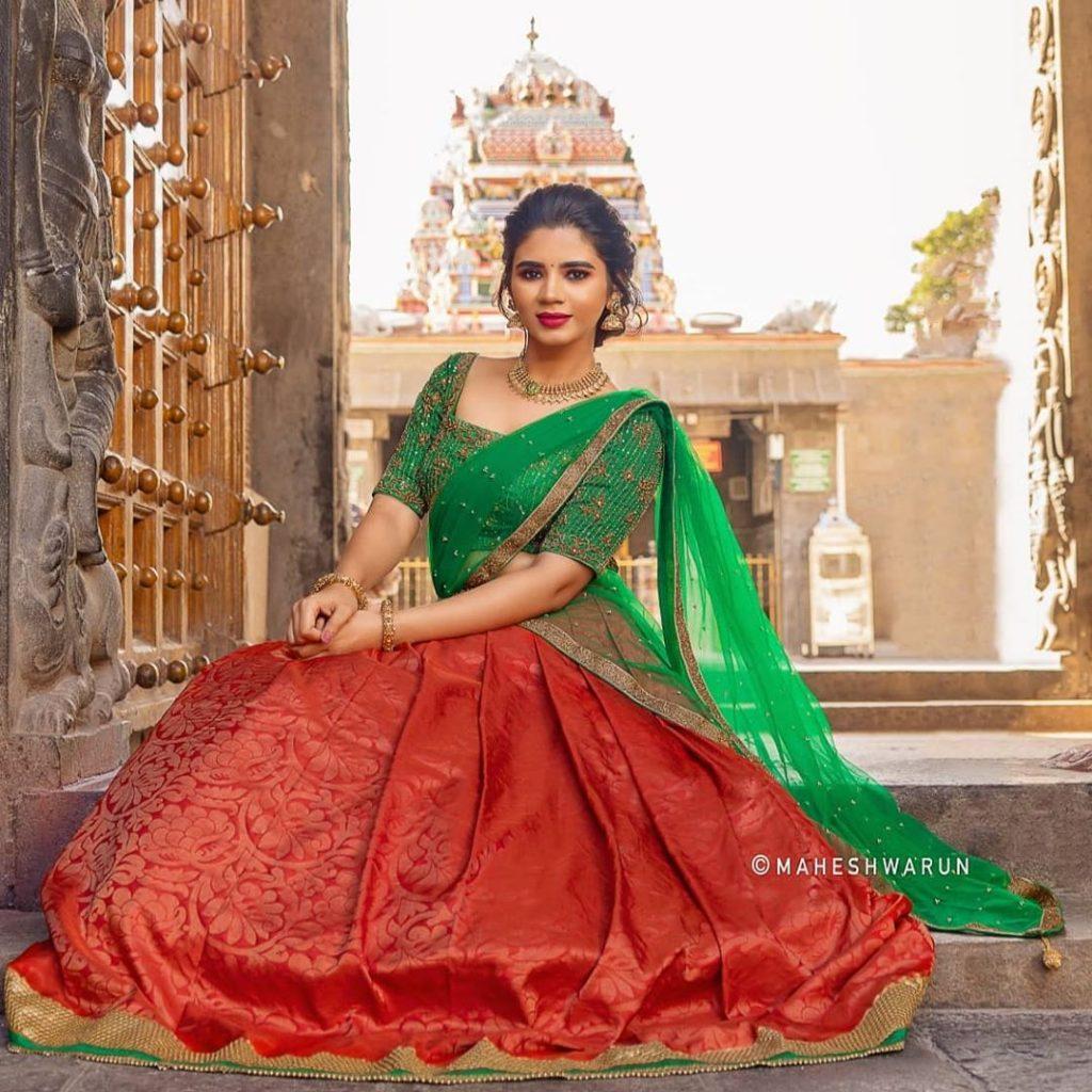 half-saree-images-latest-2020-3