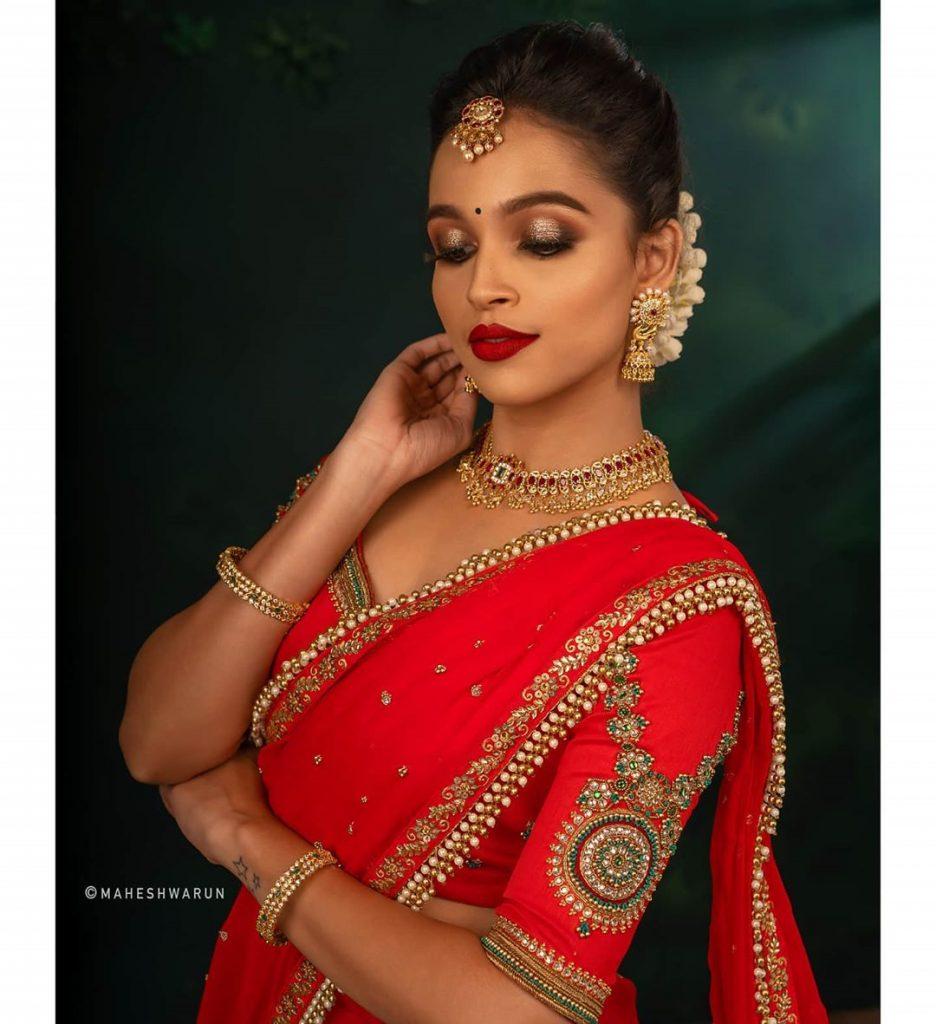 half-saree-images-latest-2020