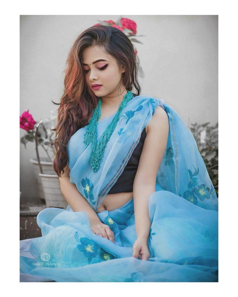 floral-sarees-online