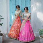 This Brand Redefines Half Saree Trend!