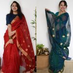 Handloom Sarees That Are Still Festive Enough For Holidays!!