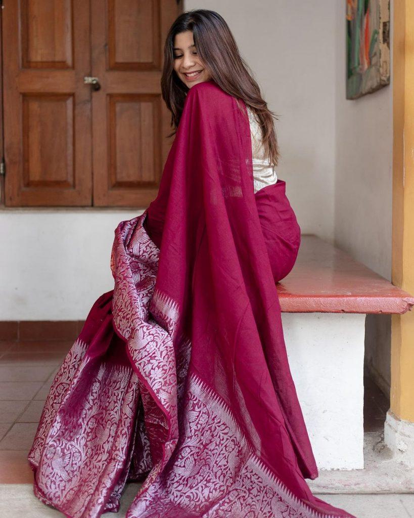 minimal-saree-style-8