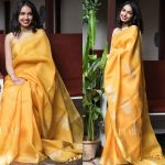 Look Incredibly Beautiful With Minimal Saree Styling!