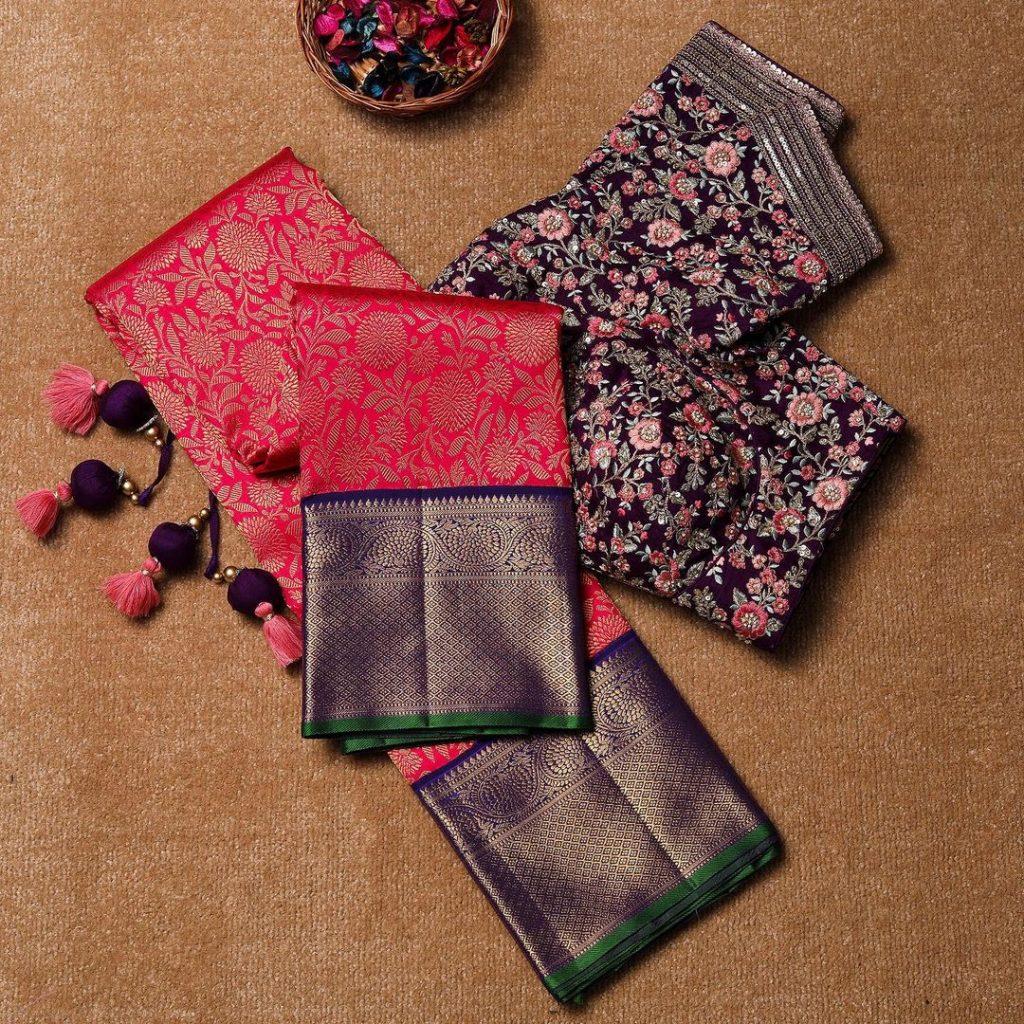 saree-blouse-designs-9