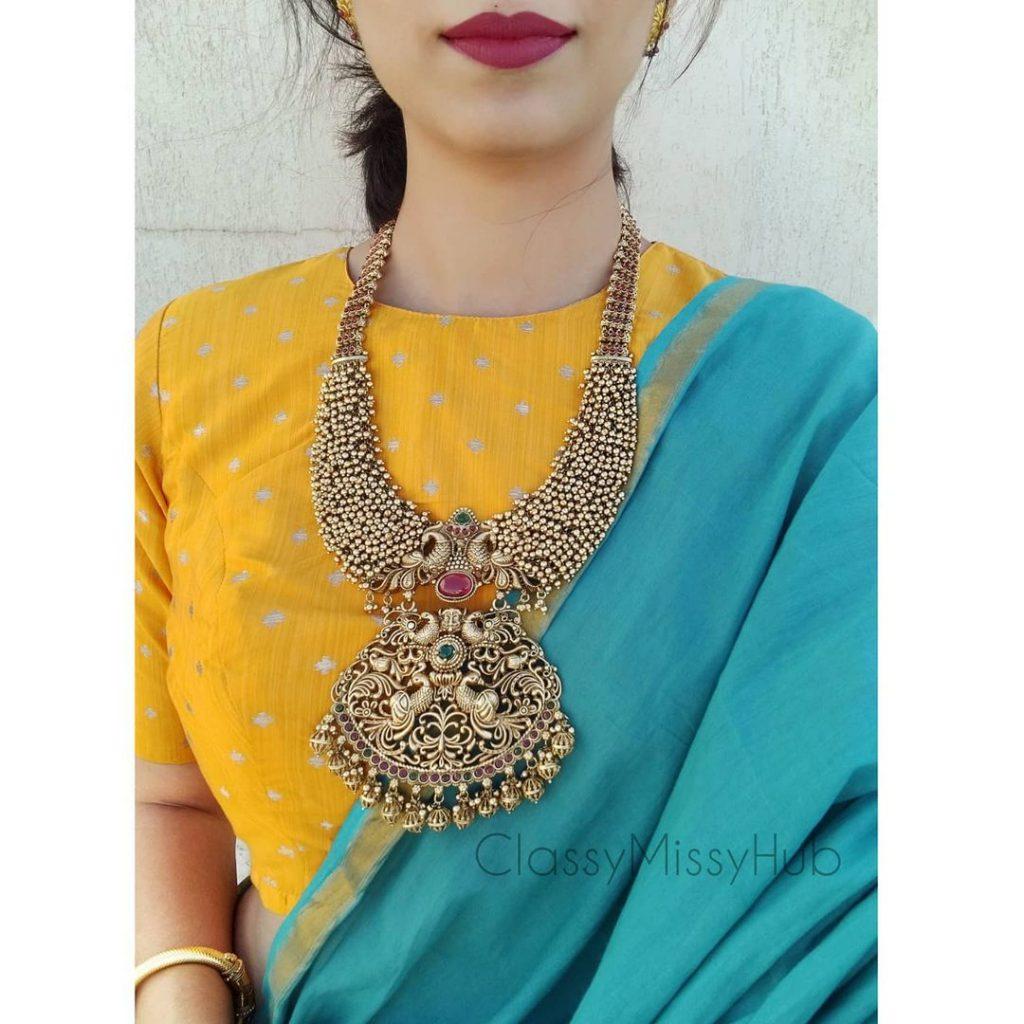 simple-saree-design-14