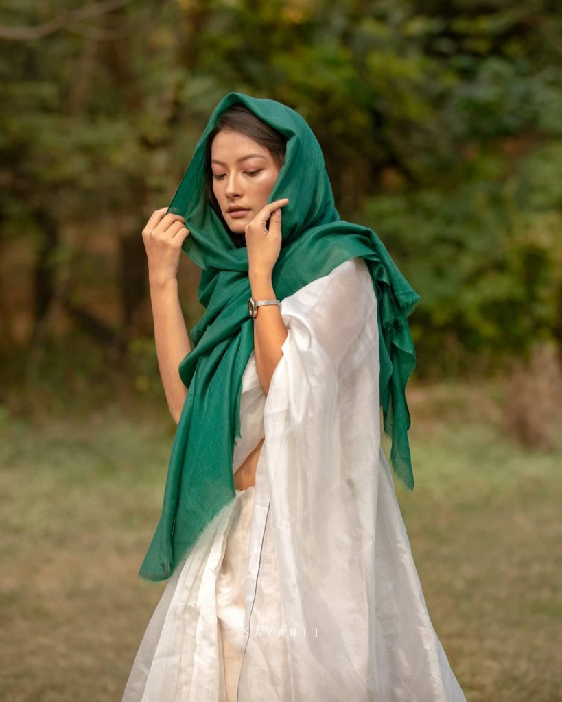 styling-saree-in-winter-3
