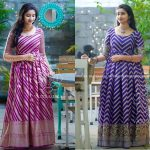 These Ethnic Long Dresses Will Give The Most Elegant Looks!!