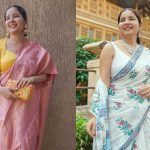 Minimalistic Saree Styling Tips And Inspiration!