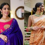 This Instagrammer Slays Off-beat Saree Looks Like A Pro!