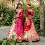 These Brands Have Mesmerizing Half Sarees And Traditional Lehengas!