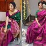 Silk Sarees From These Brands Are Graceful And Elegant!