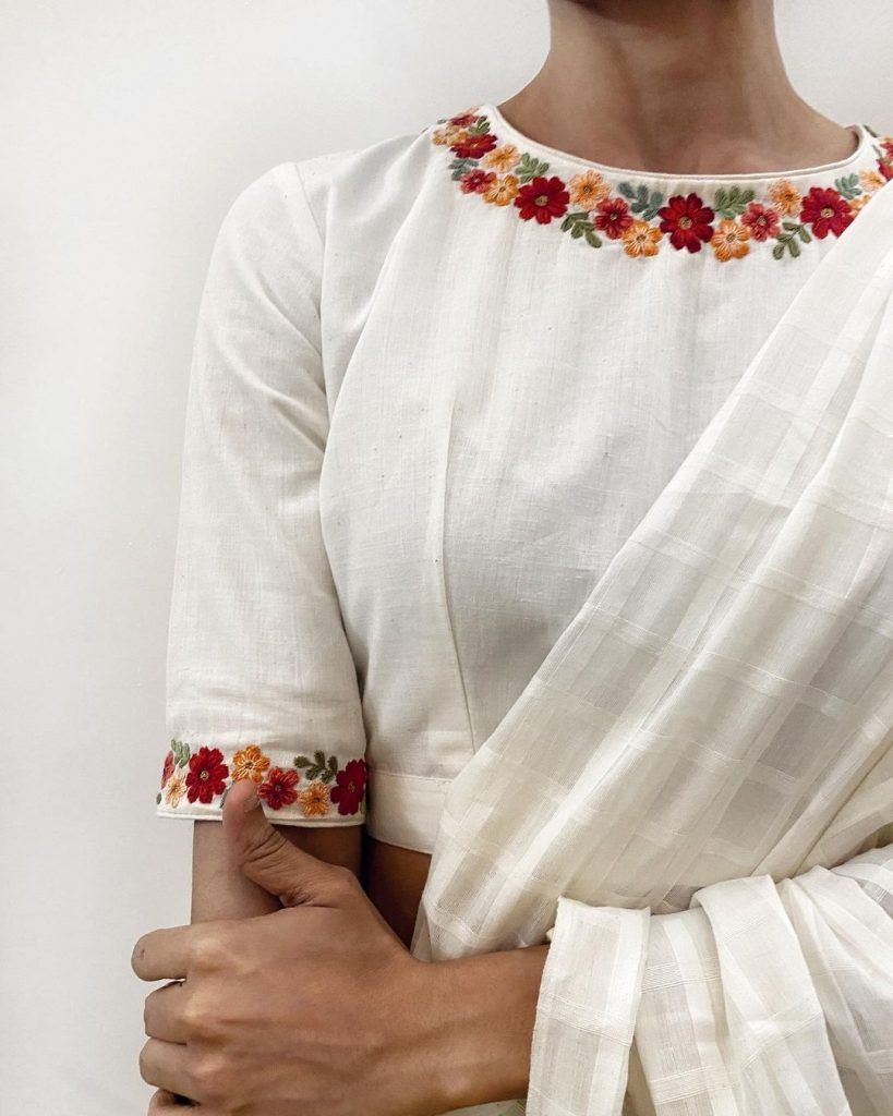 Summer-friendly-Handloom-Blouses