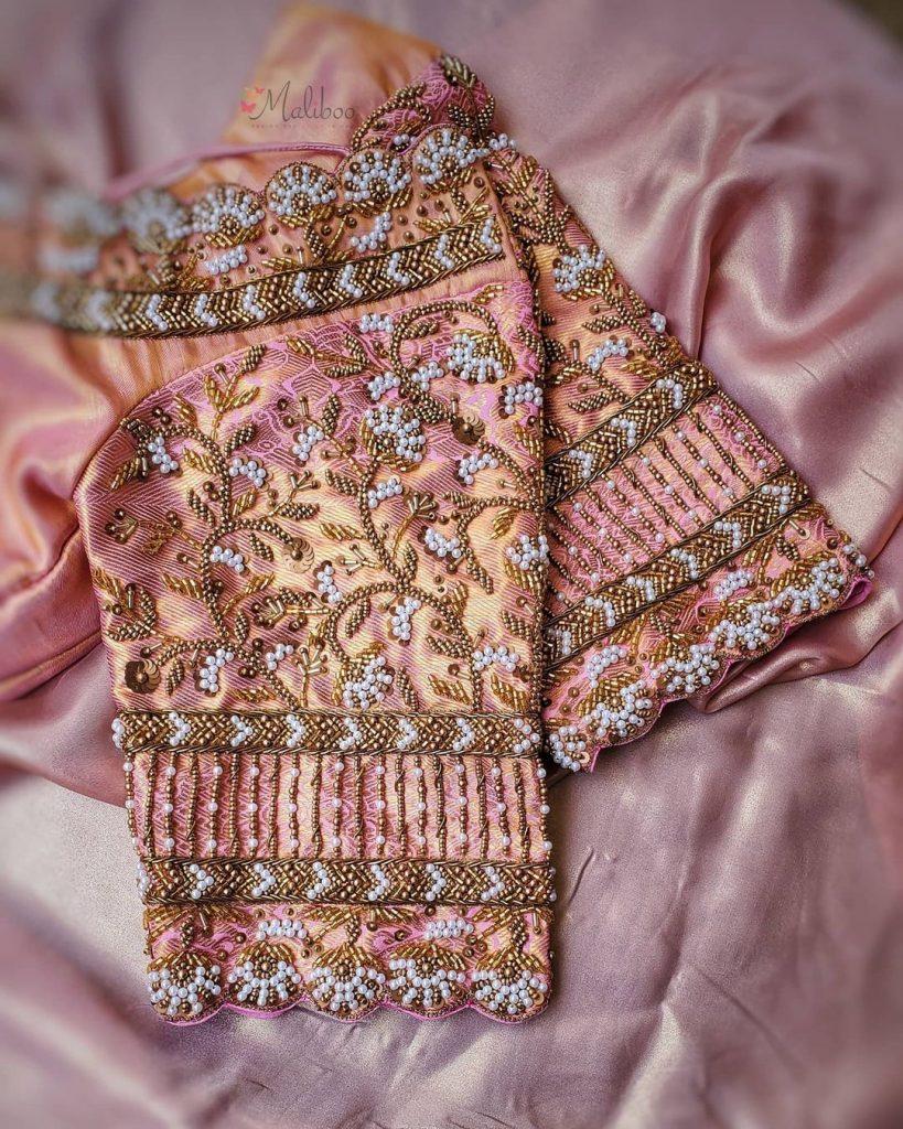 Beautiful Bridal Blouses