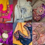 Beautiful Bridal Blouses That Are Perfect For Silk Sarees!