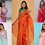 Contemporary Sarees For Every Stylish Woman!