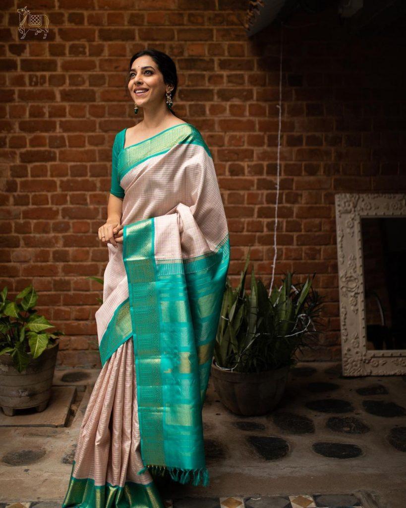Silk Sarees Color Combinations