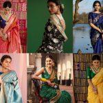 Gorgeous Modern Banarasi Sarees From These 3 Brands!