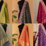 Shop For Heritage Banarasi Dupattas Here!