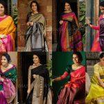 Stunning Silk Saree Designs You Cannot Miss!