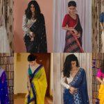 Simple Saree Styling Inspiration