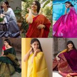 Trendy Minimalistic Sarees